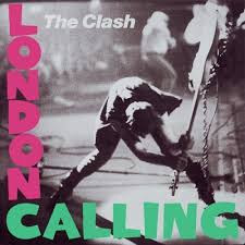 London Calling by The Clash
