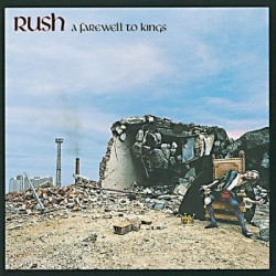 A Farewell to Kings by Rush (1977)