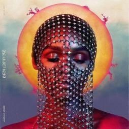 Janelle Monae  Dirty Computer album cover