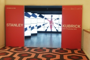 stanley kubrick exhibition london