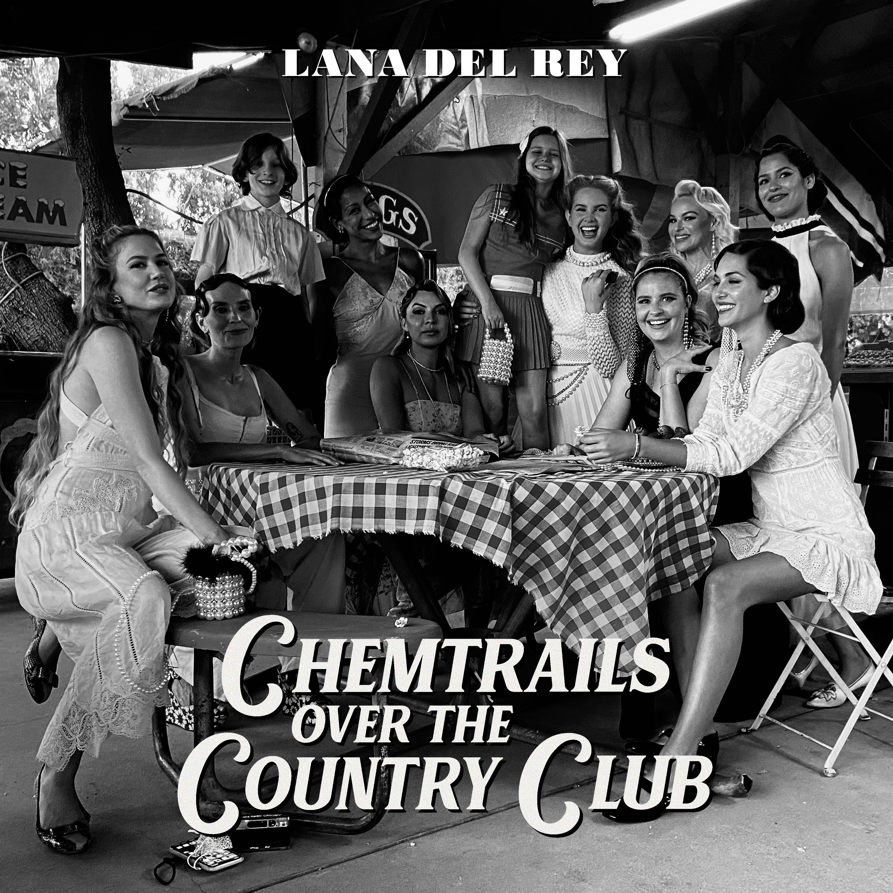 Chemtrails Over the Country Club album